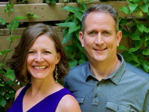 Living Truth Founders - Michael & Kristin Cary
