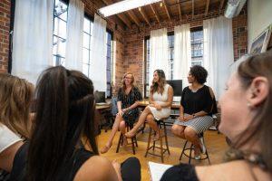 Women in the Battle - Meeting Room