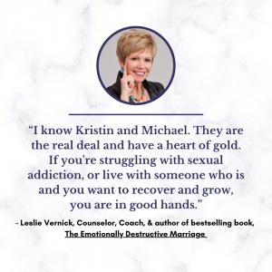Leslie Vernick, - Emotionally Destructive Marriage - Testimonial Kristin and Michael Cary
